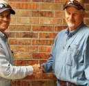 Atmos Energy Father & Son Duo Survive Tornado, Turn Off Meters for Safety