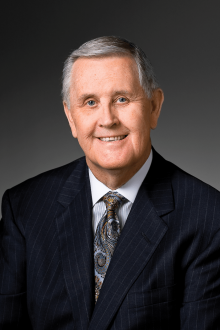 Charles K. Vaughan - Retired, formerly chairman of the board of Atmos Energy from October 1983 until March 1997. Mr. Vaughan was a director of Atmos Energy from 1983 through December 2012 and lead director of Atmos Energy from 2003 through 2012.