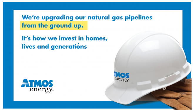 Atmos Energy invests in the safety of our system