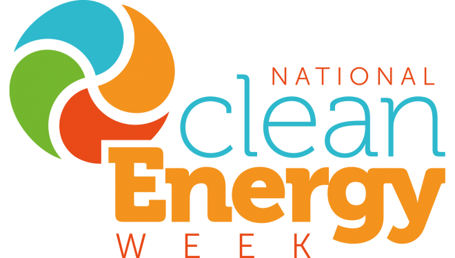 National Clean Energy Week Social Media